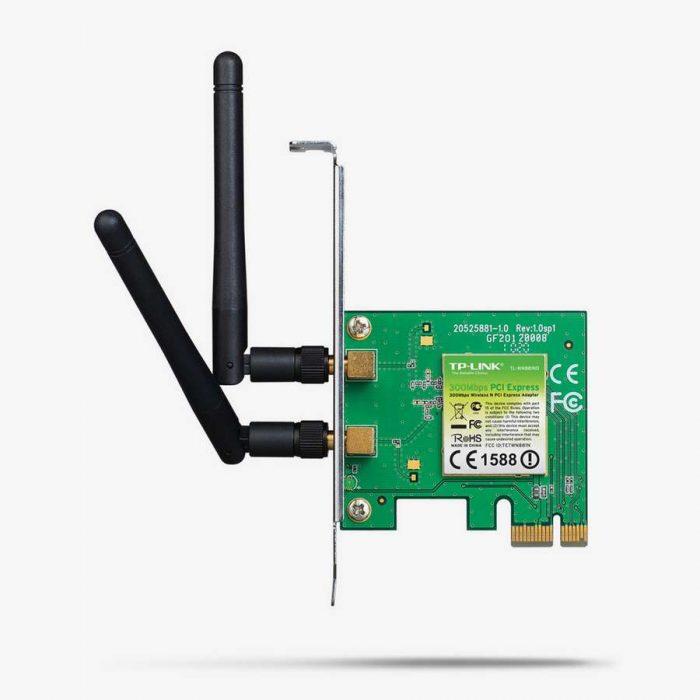 Switch - Clé & Carte Réseau Rj45 & Wifi